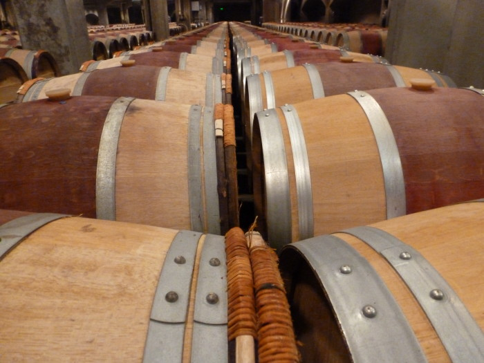 California-Napa-Robert-Mondavi-To-Kalon-Barrel-Room-2-07-12